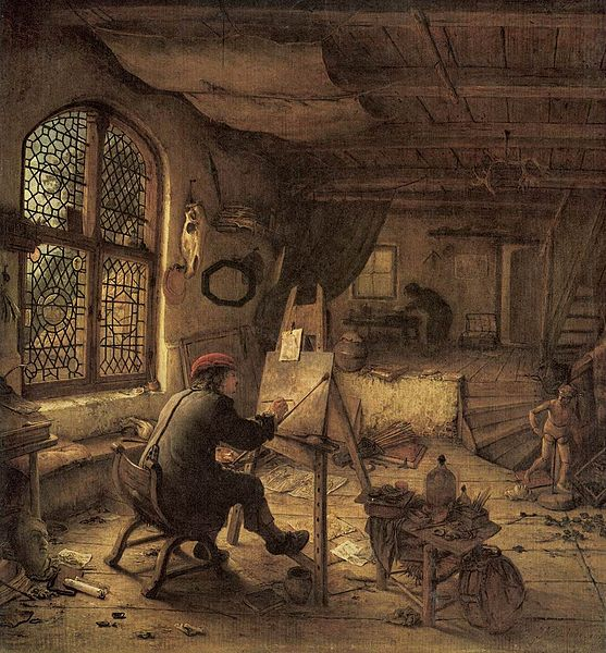 557px-Adriaen_van_Ostade_-_The_Painter_in_His_Studio_-_WGA16748.jpg