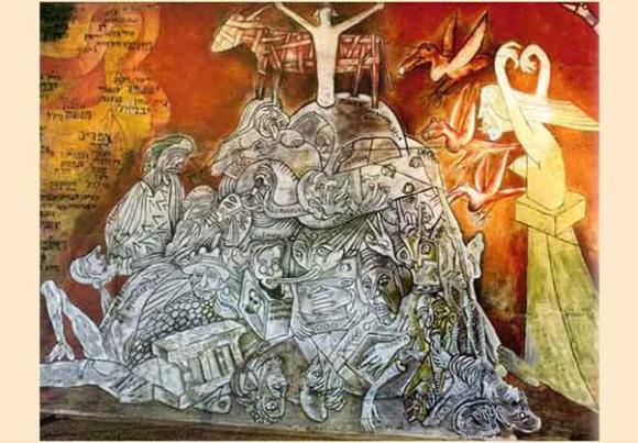 אברהם-אופק-ישראל-חלום-ושברו-קיר-שמאל-1984-1988-אקריליק-על-בטון-אוניברסיטת-חיפה-פרט.png