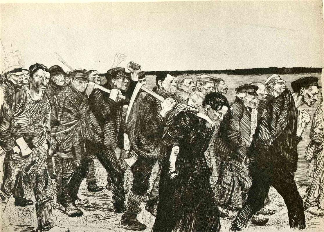 The_March_of_the_Weavers_in_Berlin_-_Käthe_Kollwitz_-_1897